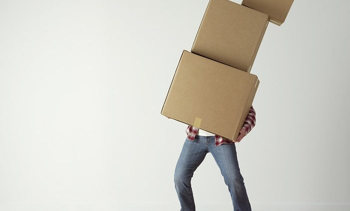 Conseils pour déménager seul